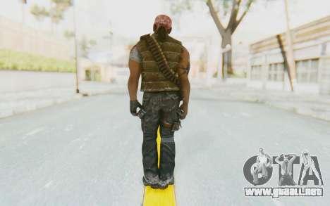 CoD BO DLC Danny Trejo para GTA San Andreas tercera pantalla