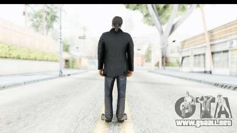 GTA 5 Mexican Gang 2 para GTA San Andreas tercera pantalla