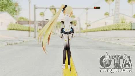 TDA Akita Neru Append para GTA San Andreas tercera pantalla