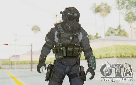 CoD BO2 LAPD v1 para GTA San Andreas