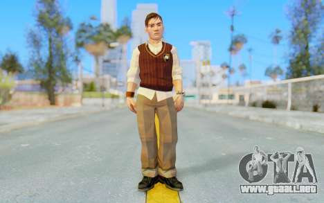 Gary Smith v2 para GTA San Andreas segunda pantalla