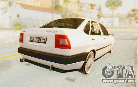 Fiat Tempra Special TR para GTA San Andreas left
