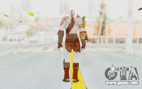 Kratos v1 para GTA San Andreas tercera pantalla