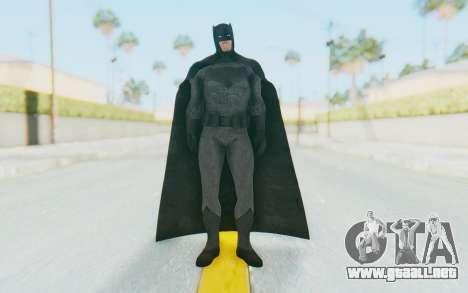 Batman from Batman Vs Superman para GTA San Andreas segunda pantalla
