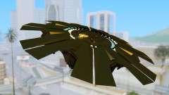 GTA 5 UFO B-2 Style para GTA San Andreas