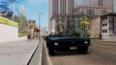 Chevrolet 369 Camaro SS para GTA San Andreas
