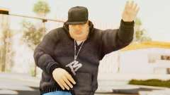 Def Jam Fight For New York - Fat Joe para GTA San Andreas