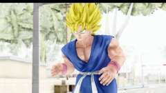 Dragon Ball Xenoverse Goku GT Adult SSJ1 para GTA San Andreas