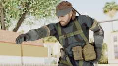 MGSV Phantom Pain Big Boss SV Sneaking Suit v1 para GTA San Andreas