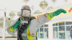 The Division Cleaners - Fumigator para GTA San Andreas