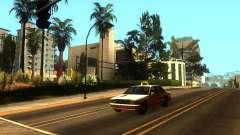 Realista ENB por medio de la PC V. 1 para GTA San Andreas
