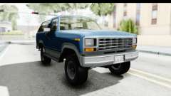 Ford Bronco 1980