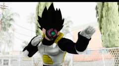 Dragon Ball Xenoverse Vegeta Timebreaker para GTA San Andreas
