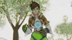 Overwatch - Tracer v3 para GTA San Andreas