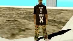 Varios Los Aztecas Skin para GTA San Andreas