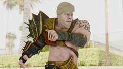 Injustice 2 - Aquaman para GTA San Andreas