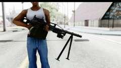 Kalashnikov PK (PKM) Iron Sights
