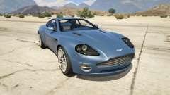 2001 Aston Martin V12 Vanquish para GTA 5