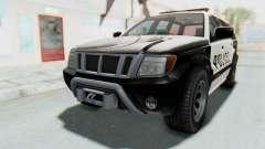 Canis Seminole Police Car para GTA San Andreas