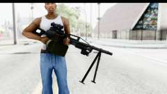 Kalashnikov PK (PKM) para GTA San Andreas