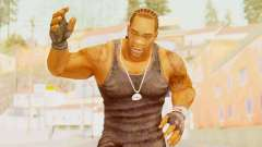 Def Jam Fight For New York - Busta Rhymes para GTA San Andreas