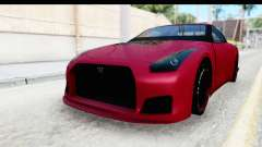 Nissan GT-R R35 Top Speed