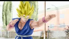 Dragon Ball Xenoverse Goku GT Adult SSJ2 para GTA San Andreas