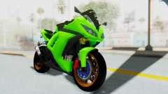 Kawasaki Ninja 250 Abs Streetrace para GTA San Andreas