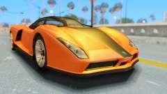 GTA 5 Grotti Cheetah IVF para GTA San Andreas