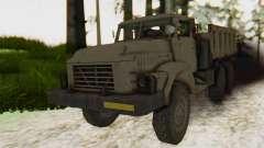 MGSV Phantom Pain Zi-GRA 6T Truck