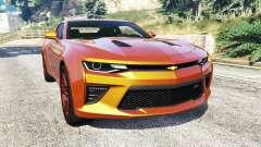 Chevrolet Camaro SS 2016 v2.0