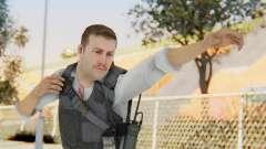 CoD MW2 Secret Service