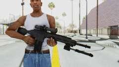 CoD: MW3 - Remington RSASS para GTA San Andreas