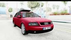Audi A6 C5 Avant Sommerzeit