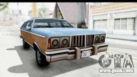 Pontiac Bonneville Safari from Bully para GTA San Andreas