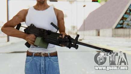 FN Minimi M249 Para para GTA San Andreas