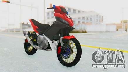 Yamaha Jupiter MX 135 Semi Roadrace para GTA San Andreas