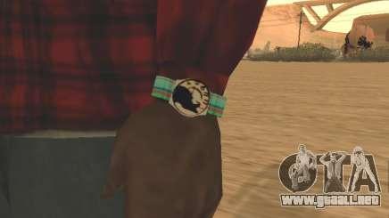 Reloj De Gato para GTA San Andreas