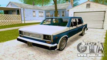 Bobcat Sedan para GTA San Andreas