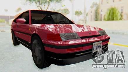 Dinka Blista Compact 1990 para GTA San Andreas