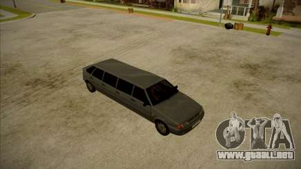 VAZ 2114 Devastadora HQ model para GTA San Andreas