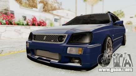 Nissan Stagea WC34 1996 para GTA San Andreas