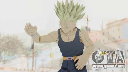 Dragon Ball Xenoverse Future Trunks Shirt SSJ para GTA San Andreas