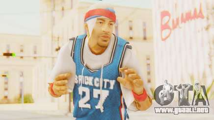 Def Jam Fight For New York - Redman para GTA San Andreas