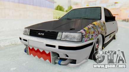 GTA 5 Futo Drift para GTA San Andreas