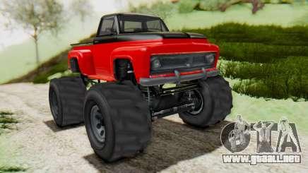 GTA 5 Vapid Slamvan XL v2.1 para GTA San Andreas