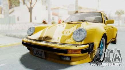 Porsche 911 Turbo 3.2 Coupe (930) 1985 para GTA San Andreas