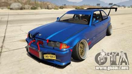 BMW M3 E36 DRIFTMISSILE para GTA 5