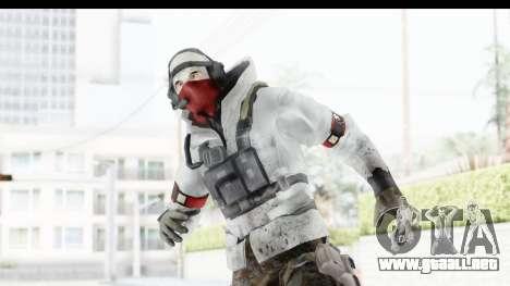 The Division Last Man Battalion - Leader para GTA San Andreas