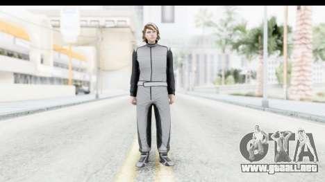 GTA 5 Online Cunning Stunts Skin 1 para GTA San Andreas segunda pantalla